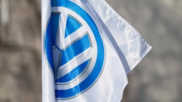VW blickt spannenden Wochen entgegen