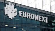 An der Euronext sind die Aktien des Neulings Adyen am Mittwoch extrem gefragt.