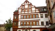 Sitz der Fürstlich Castell'schen Bank in Würzburg