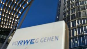 RWE-Aktien an der Spitze