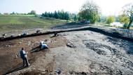 Mittelalterliche Fernfahrer-Raststätte entdeckt
