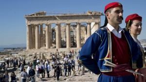 Sonderbericht zur Griechenland-Krise