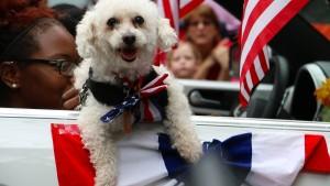 Amerika feiert den Unabhängigkeitstag