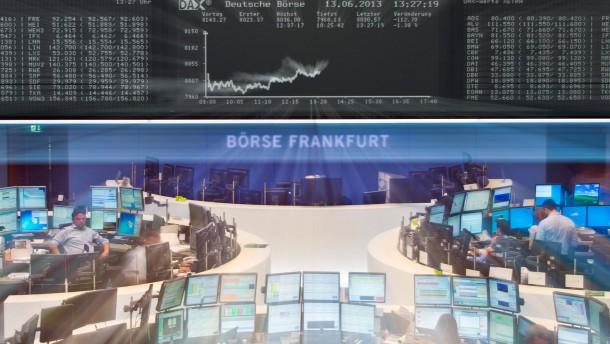 Rätselraten um Deutsche Börse und Euronext