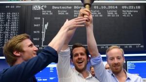 Europas Unternehmen überholen den Rest der Welt