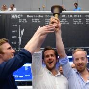 Einer der medienwirksamsten Börsengänge in 2014 - Der Online-Händler Zalando
