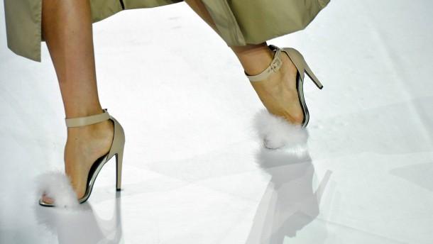 Londoner Fashion Week startet