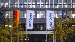 Aktie von Vonovia legt zum Börsenstart zu
