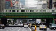 Japans Staatsbahn will an die Börse