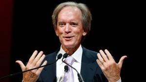Janus-Fonds von Bill Gross verzeichnet Mittelabflüsse