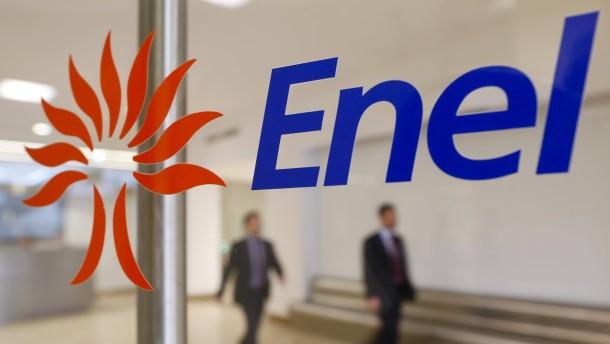 Enel verliert Umsatz und Gewinn