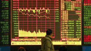 Börsianer freuen sich über Chinas Wirtschaftsflaute