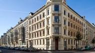 Stolz der Stadt: Leipzig besitzt das größte zusammenhängende Gründerzeitviertel in Europa.