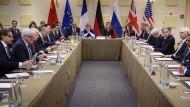 Atomverhandlungen mit Iran auf der Zielgeraden