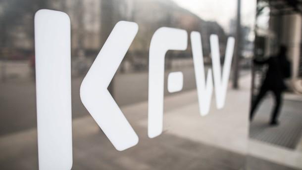 KfW zeigt dem Bund den Weg am Anleihemarkt