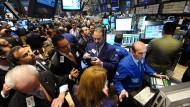 An der New Yorker Börse könnte der Dow Jones in den kommenden Monaten neue Bestmarken erreichen - sagt die technische Analyse