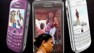 Blackberry will bis zu 40 Prozent der Stellen streichen
