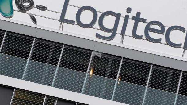 Logitech spürt die Veränderung des Marktes