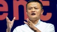 Jack Ma, der Gründer von Alibaba, ist der reichste Chinese.