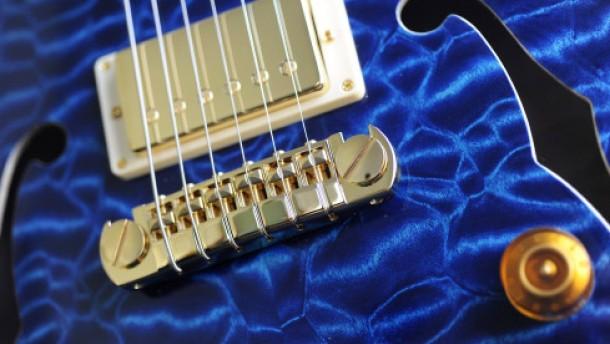 Die Gitarre als Liebhaberstück und Geldanlage