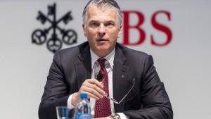 UBS wählt Frankfurt als EU-Basis