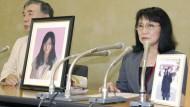 Japan streitet über den Tod durch Überarbeitung