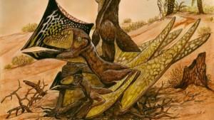 Forscher finden neue Pterosaurier-Art