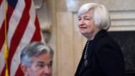 Beträchtliche Unsicherheit vor der Fed-Sitzung