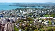 in der neuseeländischen Metropole Auckland boomen die Immobilienpreise.