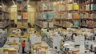 Amazon sucht Helfer für Weihnachtsgeschäft