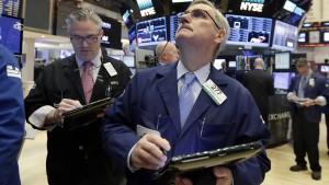 Der Aufschwung an den Börsen sollte sich 2018 abschwächen