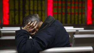 Chinas Aktienmärkte erleben neuen Kursrutsch