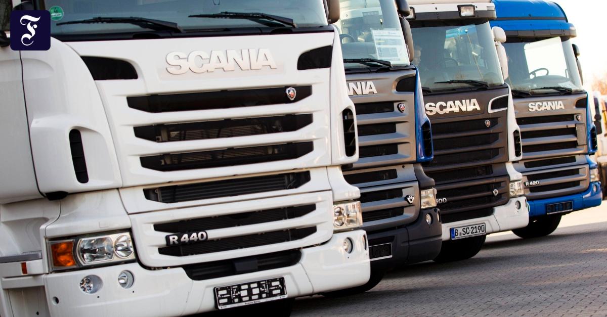 Scania Aktie