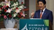 Japan und China kämpfen um Einfluss in Südasien