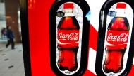 Coca-Cola auf Rekordkurs