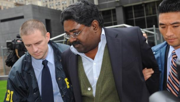 Milliardär wegen Insiderhandels in Haft