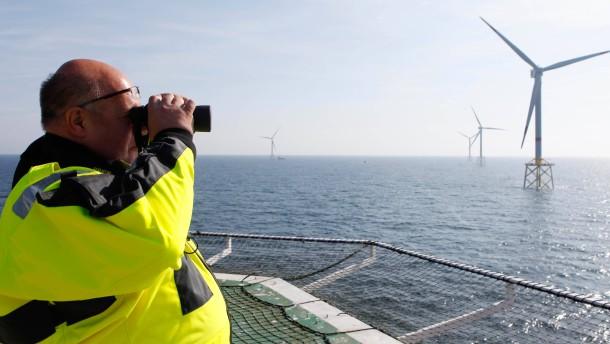 Studie: Offshore-Kosten hoeher als von der Regierung prognostiziert