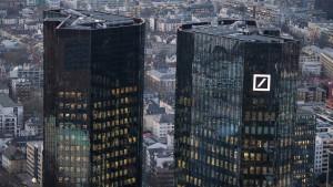 Deutsche Bank zahlt 240 Millionen Dollar wegen Zinsmanipulation