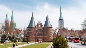 G-7-Außenminister kommen in Lübeck zusammen