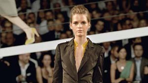Hugo Boss Black Women Spring Summer 2006