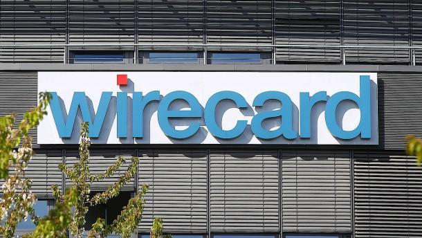 Wirecard-Aktienkurs fällt um mehr als fünf Prozent