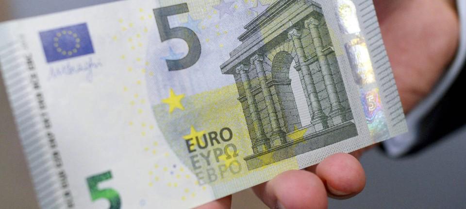 Scheine Und Münzen Immer ärger Mit Dem Euro Finanzen Faz