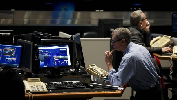 Warnung vor Börsentransaktionssteuer