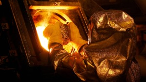 Ein Hebel auf den Goldpreis