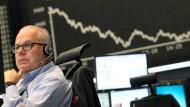 Eine technische Panne hat den Börsenhandel in Frankfurt am Montagmorgen lahmgelegt.