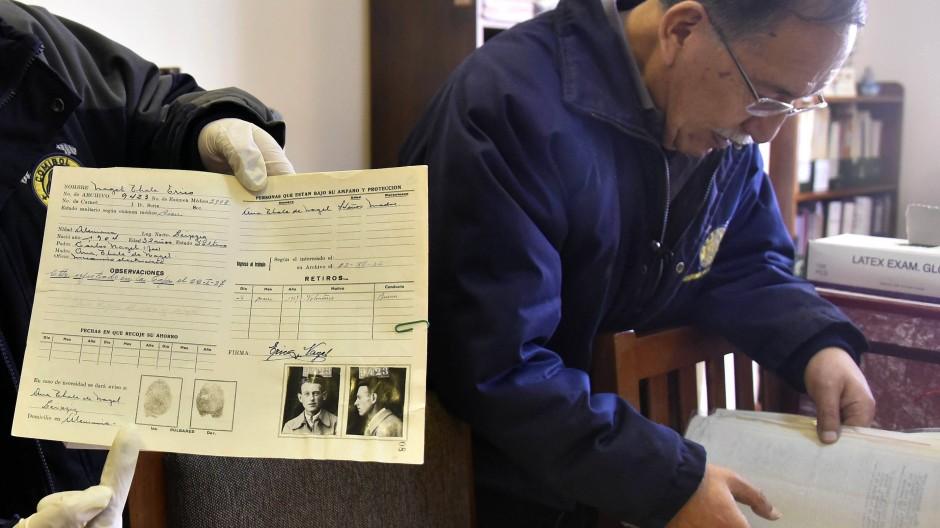 Die Dokumente, die Hochschilds Rettungstaten belegen, wurden erst in den vergangenen Jahren durchgesehen.