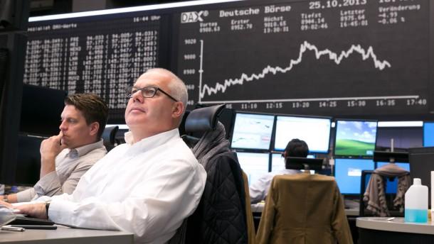 Das Aktienjahr 2014 verspricht neue Rekorde