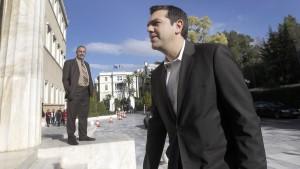 Deutsche Kurse steigen trotz Griechenland