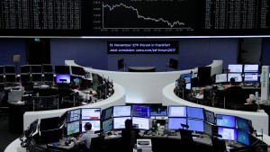 Nervosität an der Börse nimmt zu