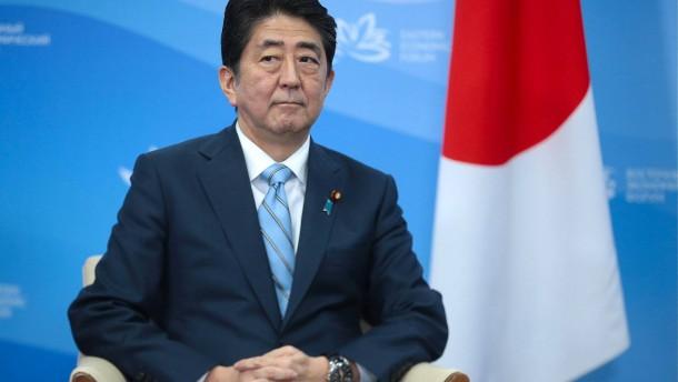 Kalte Dusche für Japans Hoffnungen
